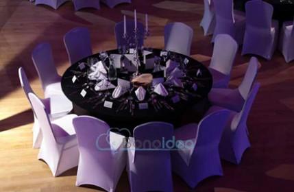 bonoidea pokrowce uniwersalne lycra na krzesla realizacja 3m
